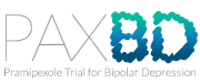 PAX-BD Pramipexole Trial for Bipolar Depression primary logo